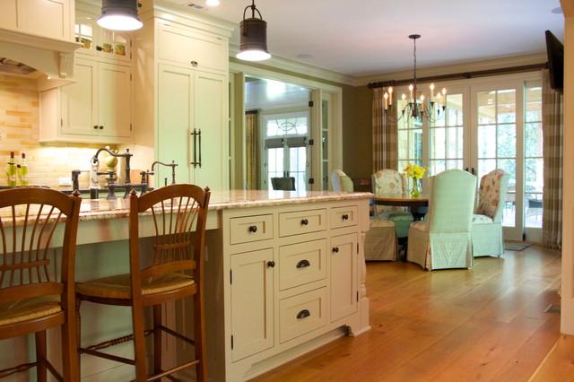 Dedrick Residence craftsman-kitchen
