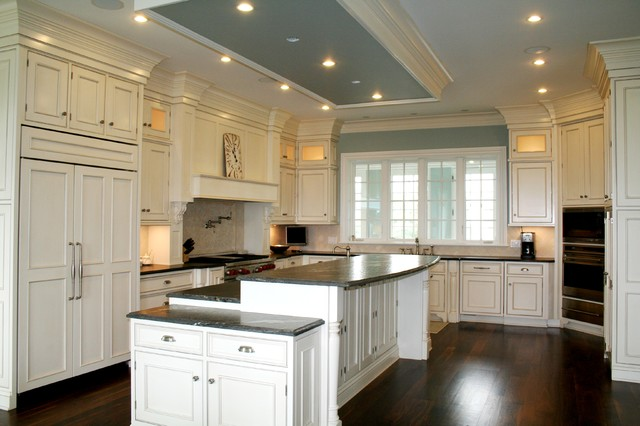 Traditional Kitchen Other Metro By Viking Kitchen Cabinets