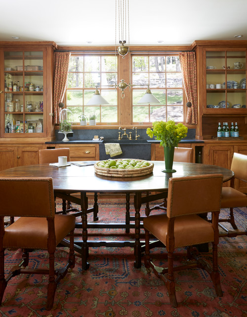 Degraw and Dehaan Upstate NY Classic victorian-kitchen