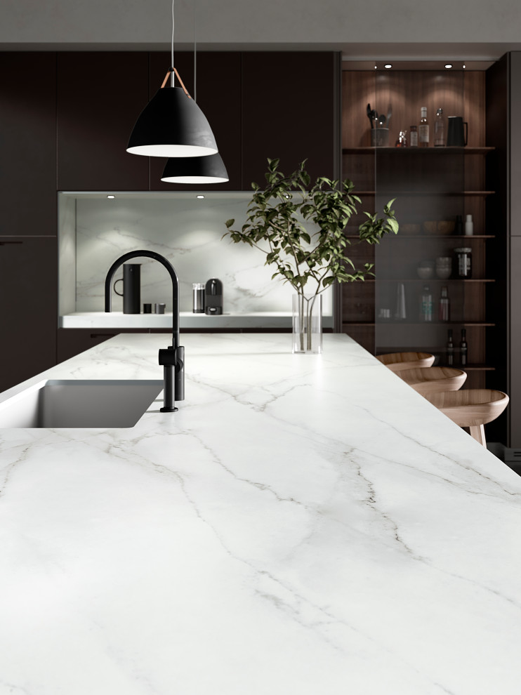 Inspiration for a kitchen remodel in Miami