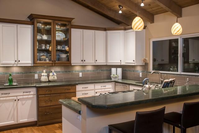 Del mar california kitchen remodel moderne cuisine