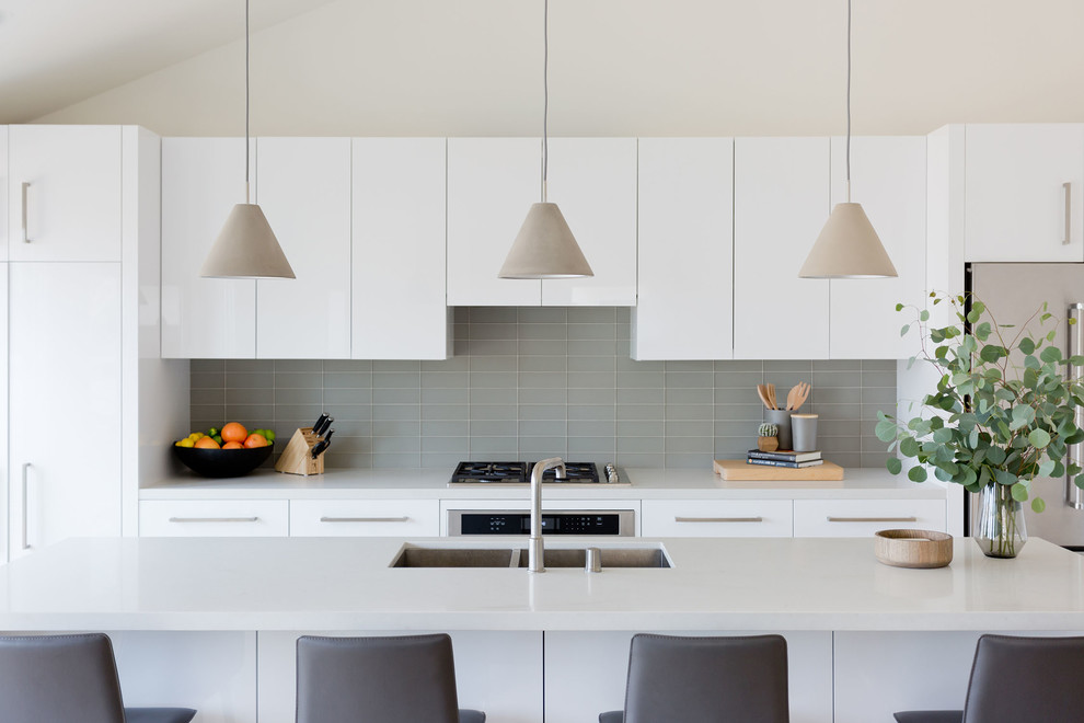 Del Rey Residence - Modern - Kitchen - Los Angeles - by ...