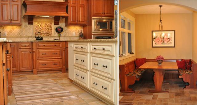 DeLeeuw Lumber Co. - Photography by Amanda Potts Photography traditional-kitchen