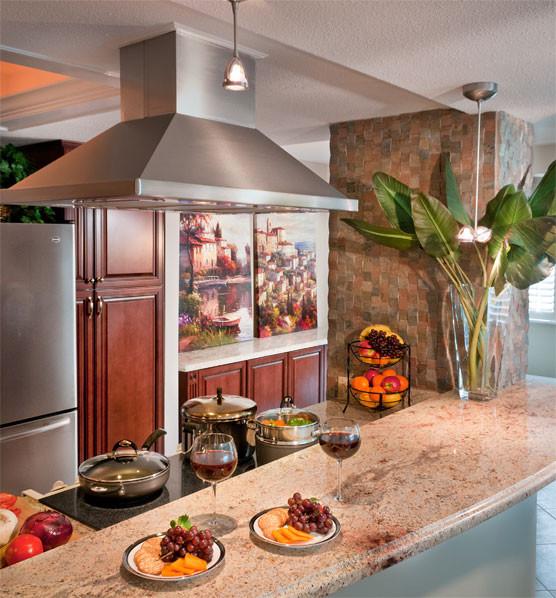 Condo Kitchen Renovation Ideas: Delray Beach Oceanfront Condo Renovation