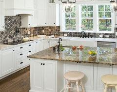Demerest Cottage traditional-kitchen