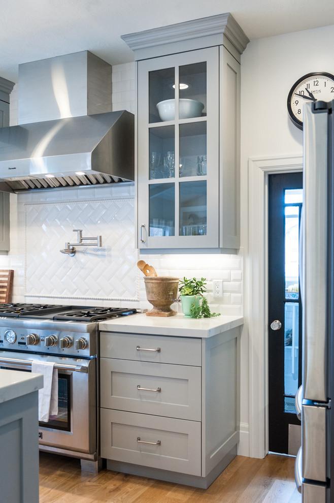 Demik Home - Transitional - Kitchen - Salt Lake City - by ...