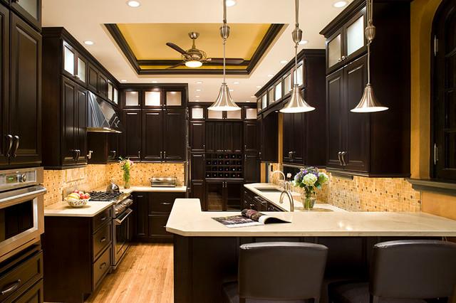 Denise Honaker Designs transitional-kitchen