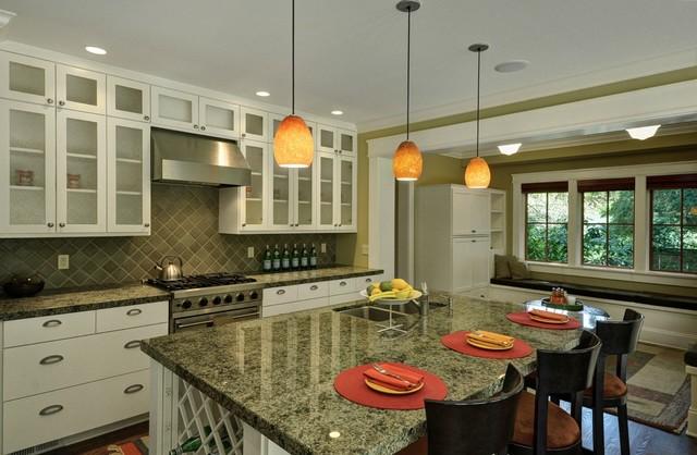 Denny-Blaine Residence traditional-kitchen