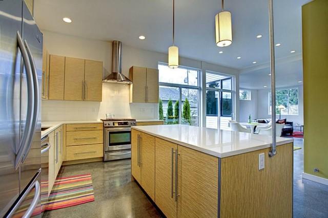 Elemental Design LLC contemporary-kitchen