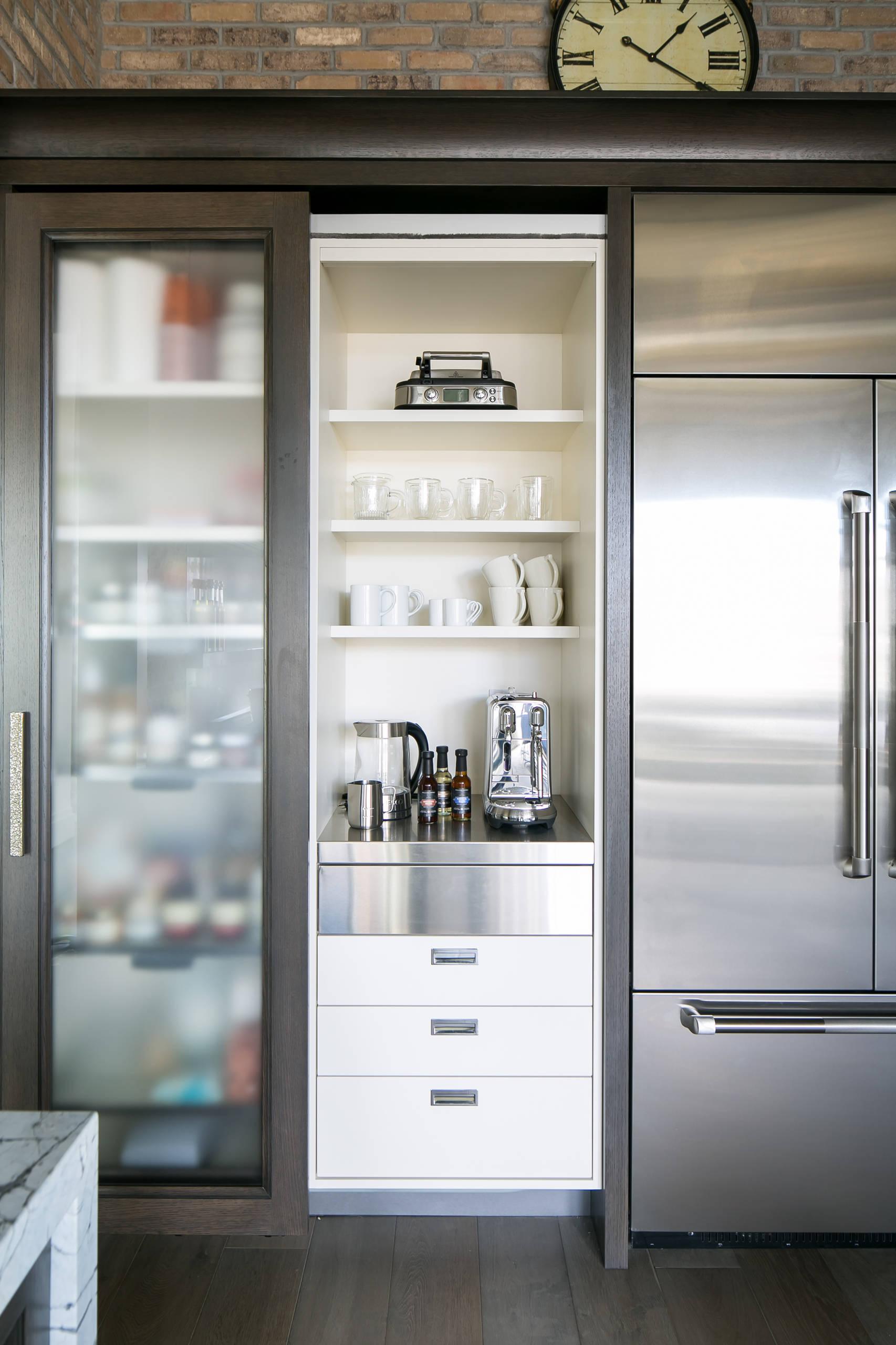Denver Colorado Residence Kitchen