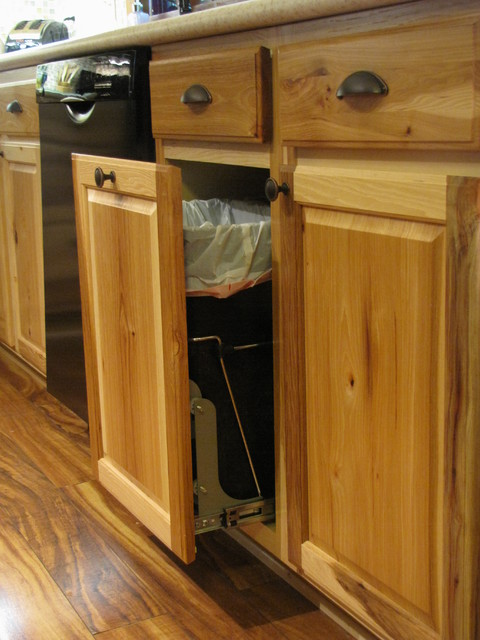 Denver Hickory, Stock - Sweigart traditional-kitchen