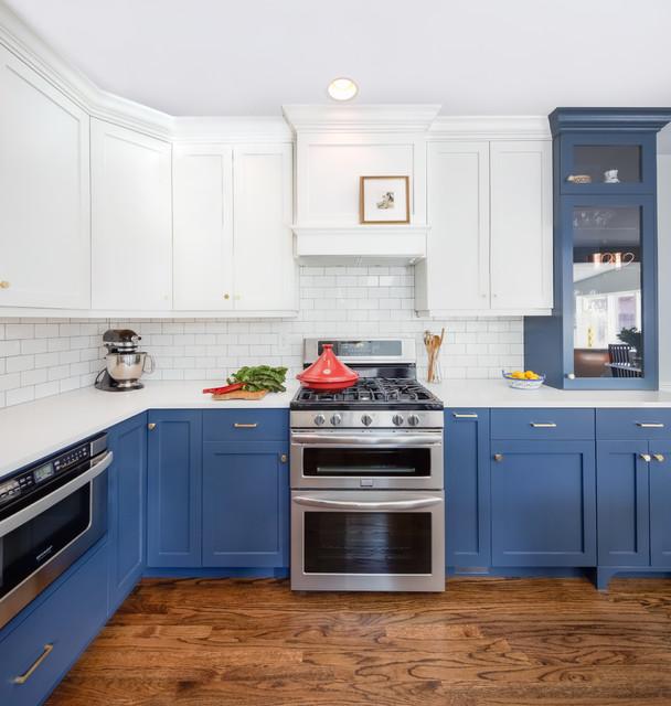 Denver Kitchen Design Eklektisch Kuche Denver Von