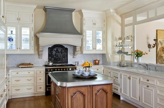 Denver Manor Home Traditional Kitchen Denver By Linda L Floyd Inc