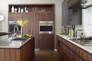 Denver Organic Contempoarary Kitchen Denver By Exquisite Kitchen Design