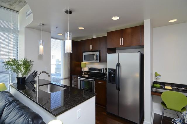 Denver Property Management contemporary-kitchen