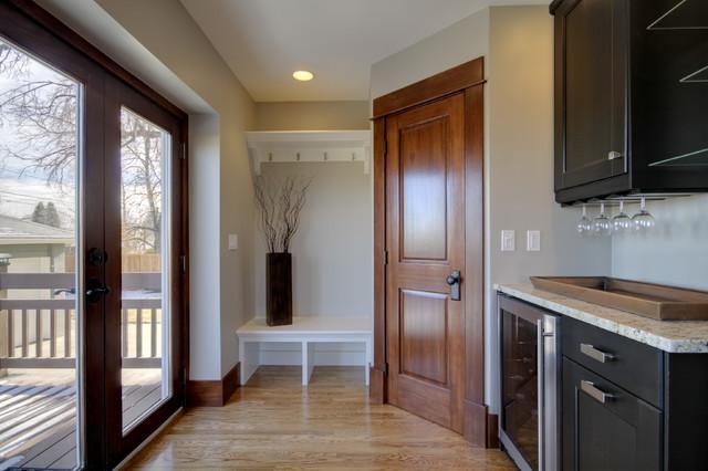 Inspiration for an eclectic kitchen remodel in Denver
