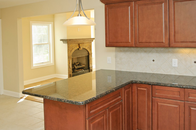 Denville build for Traditional kitchen equipments