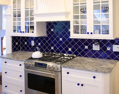 Denville, NJ kitchen reno traditional-kitchen