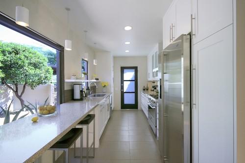 Desert Courtyard Kitchen