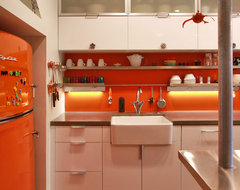 Design-Build industrial-kitchen