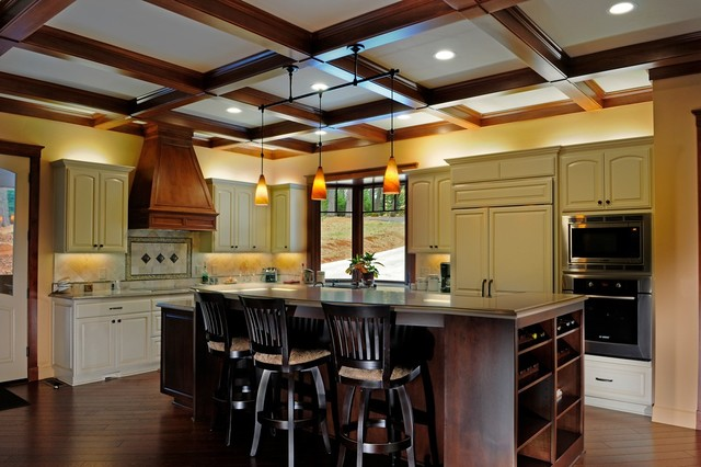 Design Build Kitchens traditional-kitchen