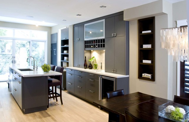 Design By Aa Contemporary Kitchen Toronto By Stephani Buchman Photography