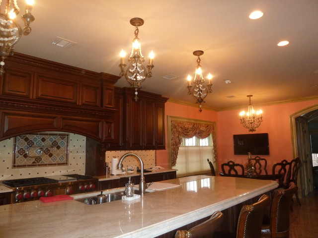 Design Expectations traditional-kitchen