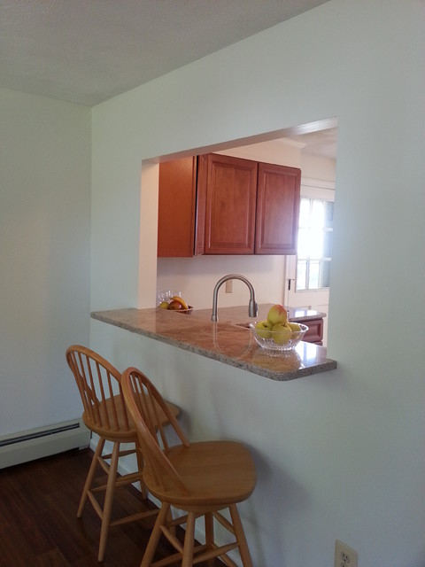 ... resale - Traditional - Kitchen - Providence - by Ferendo Kitchen and