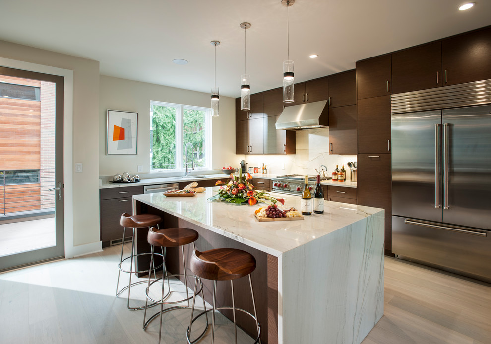 Design Home Philadelphia 2015 Contemporary Kitchen Philadelphia By Colonial Marble And Granite