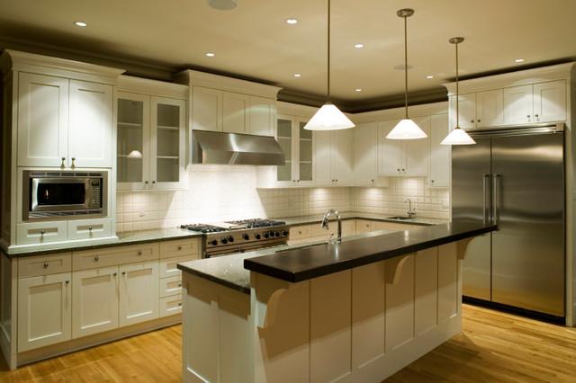Design Ideas transitional-kitchen