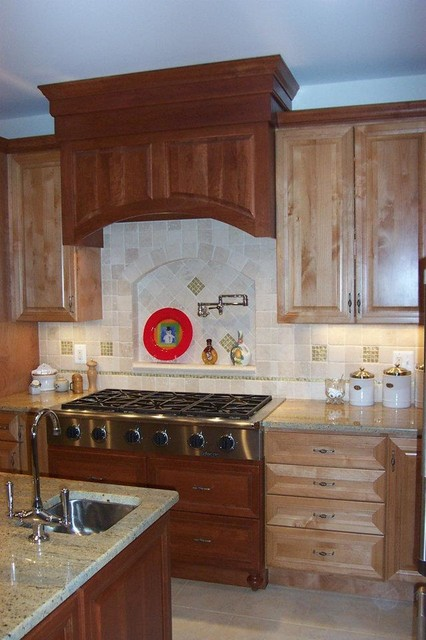 Design in Southern MD traditional kitchen