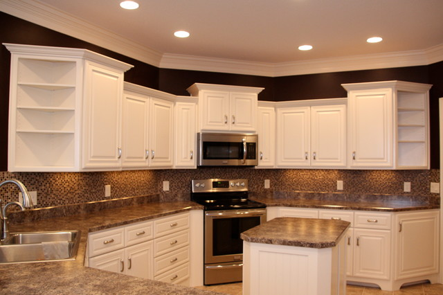 Design library traditional kitchen indianapolis by for Colorado kitchen designs llc