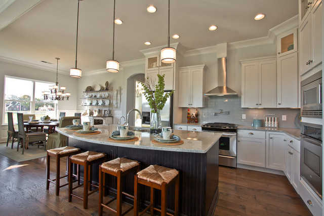 Homes traditional kitchen nashville by celebration homes