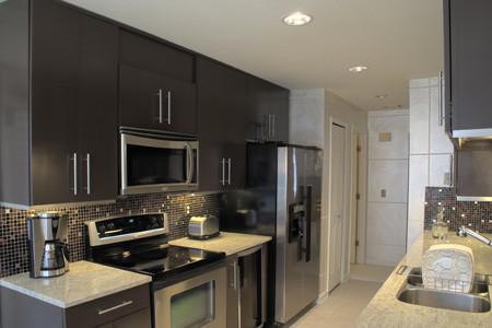 Designer Homes modern-kitchen