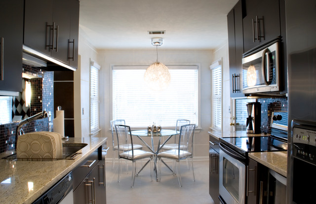 Designer Homes modern-kitchen