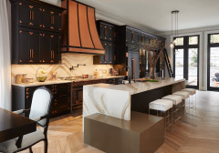 Kitchen of the Week: Chic Style for a Designer and a Chef