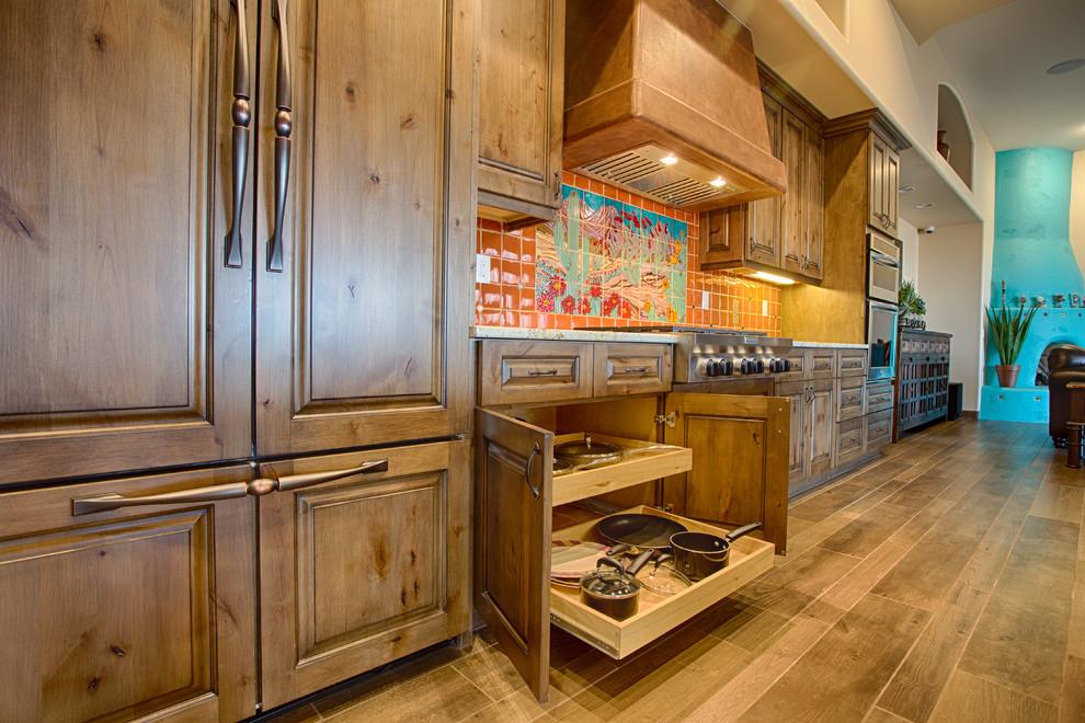 Designer Series: Cheyenne - Southwestern - Kitchen ...