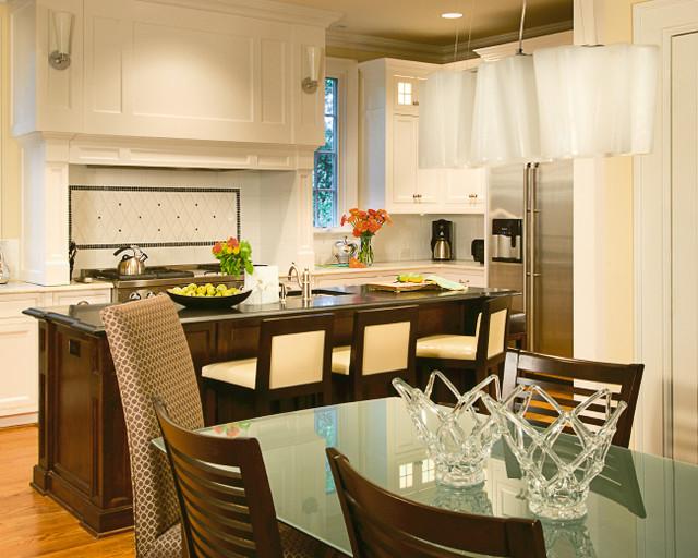 Designer Show House contemporary-kitchen