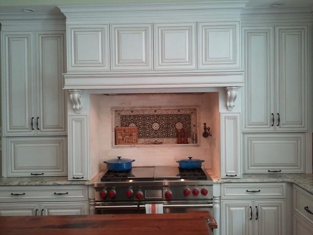 Designing Richmond - Kitchen Remodeling Richmond VA traditional-kitchen