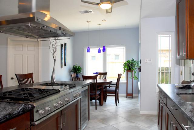 Designs Anew Houston LLC contemporary-kitchen
