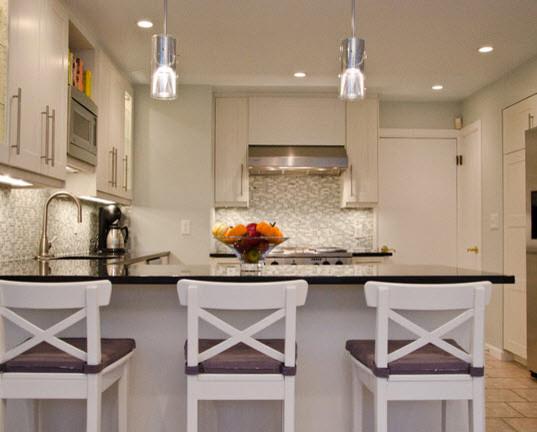Devereux Residence - Bronville N.Y. traditional-kitchen