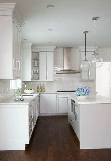 Dexter Road - Transitional - Kitchen - new york - by Calla McNamara ...