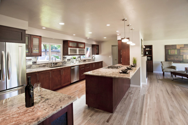 Dial Kitchen Remodel contemporary-kitchen