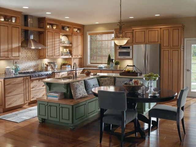 Diamond Cabinets - Country - Kitchen - Other - by MasterBrand ...