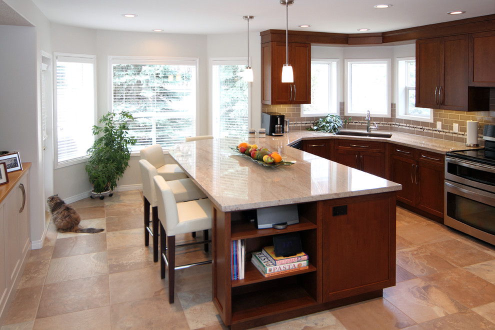 Diamond Cove Transitional Kitchen Calgary By