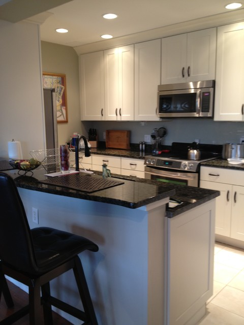 Diamond kitchen and granite countertops modern-kitchen