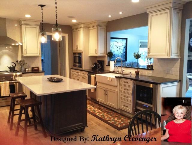 diamond kitchen traditional kitchen