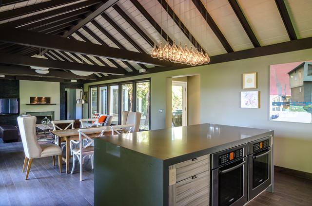 Diamond Kitchen Remodel modern-kitchen