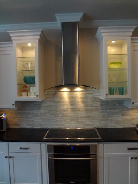 Diamond Prelude Cabinetry contemporary-kitchen