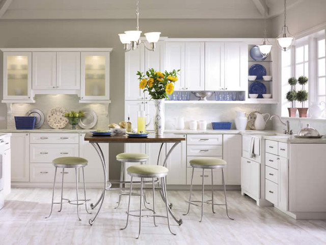 Diamond Vibe Cabinetry - Traditional - Kitchen - philadelphia - by Kitchen and Bath Cabinets by ...